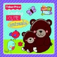 Sách vải Fisher Price Couting Animals