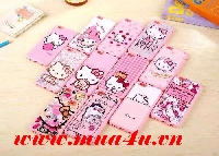 Ốp điện thoại iphone 6, iphone 6 plus Hello kitty