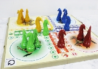 Horse chess play